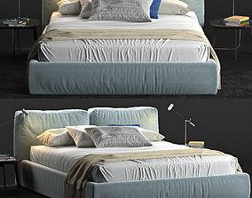 Bed Brick Novamobili 3D model