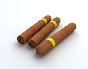 3D cuba Cigar