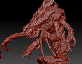 3D printable model Ravetoriks Tyrranic Space