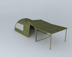3D model Jet Tent by OZ tent
