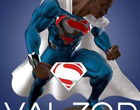 miniatures Val Zod 3D Printable Statue
