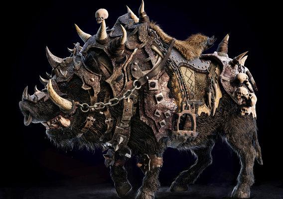 ''War boar''