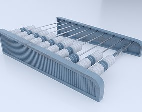 3D model Abacus old