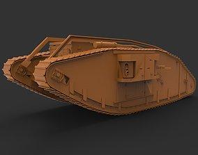 MARK IV Britain 3D print model