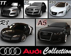3D model Audi collection 1