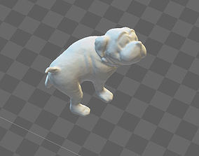 BANDIT JONNY QUEST DOG figure toy model