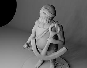3D printable model Fisherman boy