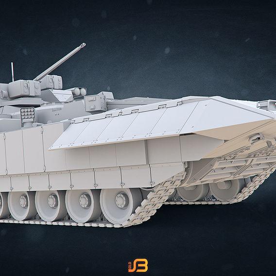 Infantry Combat Vehicle T-15