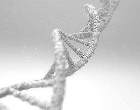 DNA DeoxyriboNucleic Acid 3D