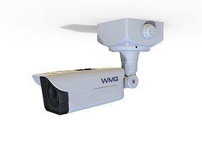 CCTV Steely - Security Camera 3D