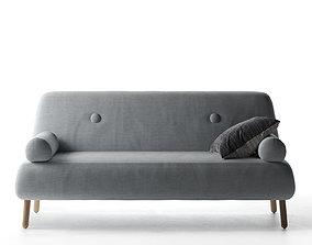 3D model Vita Sofa