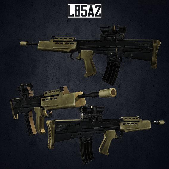L85a2 3d