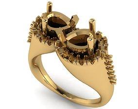3D print model 18KTGold Ring