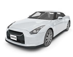 car 33 am132 3D model