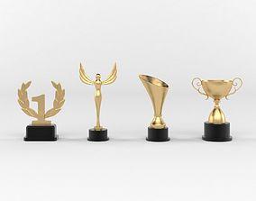 3D Cup Trophy