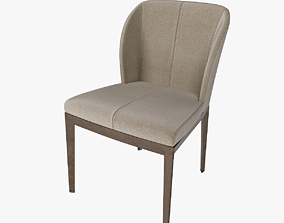 Giorgetti normal chair cloth 3D model