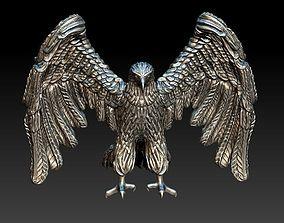 Eagle ronde-bosse for CNC 3D Router