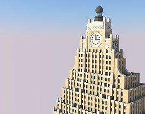 3D print model Paramount Building