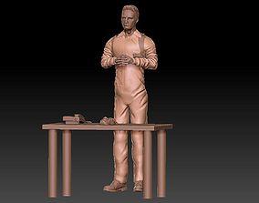 Berlin Casa de Papel Diorama 3D printable model