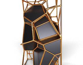 3D model Voronoi Vase vase