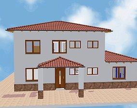 3D printable model House 27