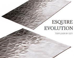 Carpet Esquire Evolution by Topfloor 3D model