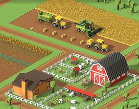3D model Voxel Farming