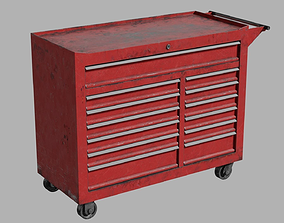 Tool Chest 3D