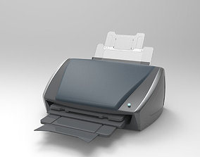 technology printer 3D model
