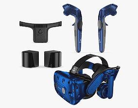 HTC Vive Pro Complete Set 3D
