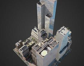 3D model City District H18-A21