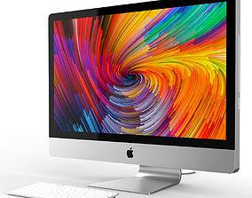 keyboard Apple iMAC 27 3D