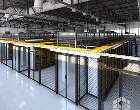 Data Center 1 3D