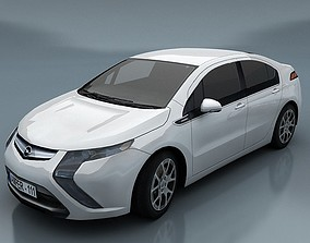 3D model Opel Ampera