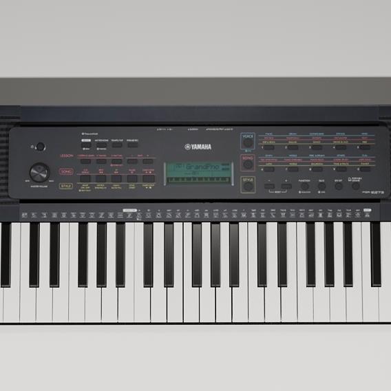 Yamaha Keyboard Lowpoly