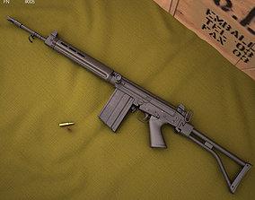 FN FAL 50-64 3D