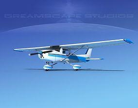 3D model Cessna 150 Commuter V08