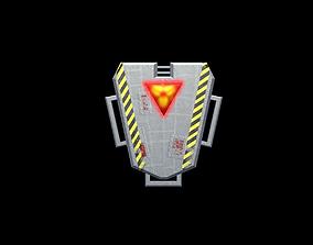 3D asset Shield Free