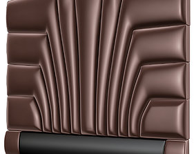 game-ready Headboard Premium PRO 3d model