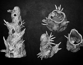 3D print model Heresylab - Fantasy Tower Chaotic