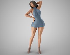 3D printable model Woman Home Mood 9