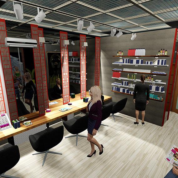 Beauty Salon for Women