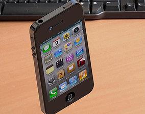 iPhone S4 3D model
