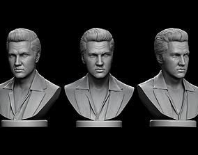 3D printable model Elvis Presley