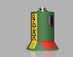 3D printable model Star Wars ROTJ Proton Grenade