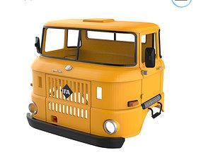 IFA W50 Cabin - Full Professional Version 3D print model