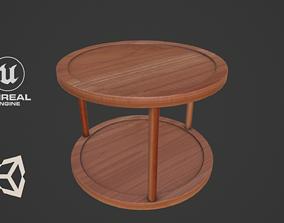 3D asset realtime Kitchen Turntable