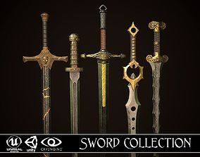 3D model Sword Collection