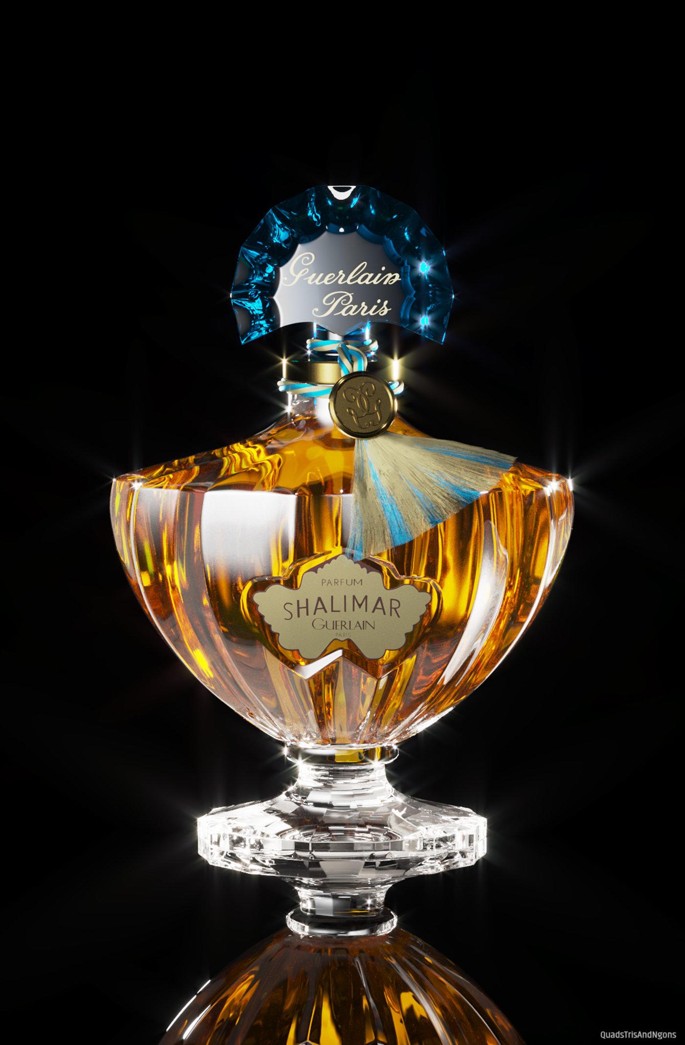 GUERLAIN. Shalimar Eau de Parfum.