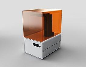Formlabs 3D Printer factory